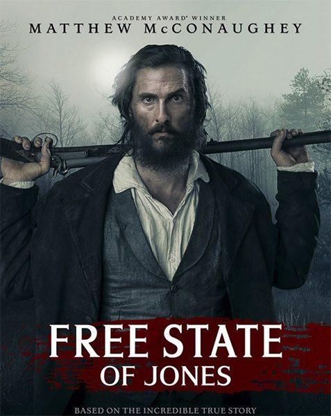 Свободный штат Джонса - Free State of Jones