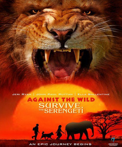 Против природы 2: Выжить в Серенгети - Against the Wild 2- Survive the Serengeti