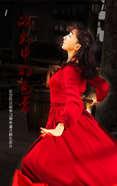 Балет в пламени войны - Zhan huo zhong de ba lei