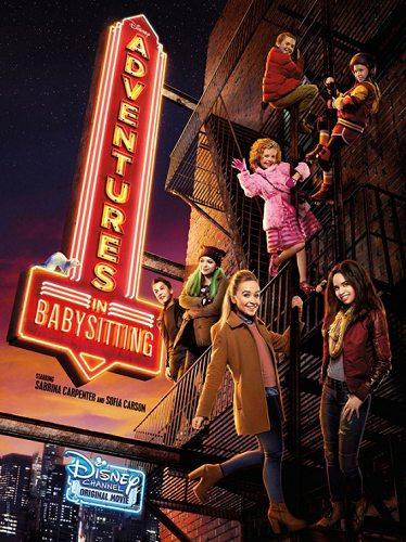 Приключение двух нянь - Adventures in Babysitting
