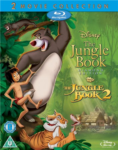 Книга Джунглей: Дилогия - The Jungle Book- Dilogy
