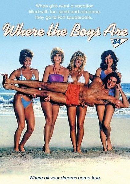Солнце, море и парни - Where the Boys Are '84