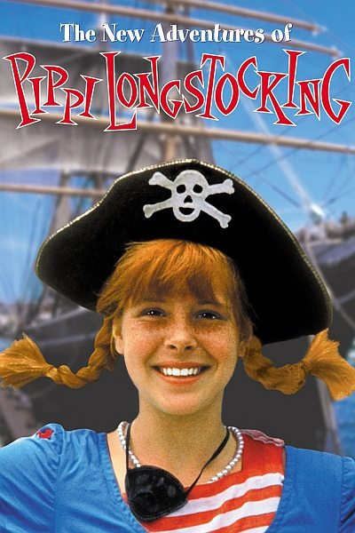 ����� ����������� ����� ������������ - The New Adventures of Pippi Longstocking