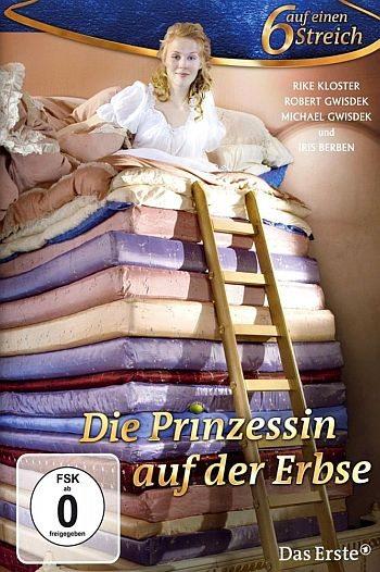Принцесса на горошине - Die Prinzessin auf der Erbse