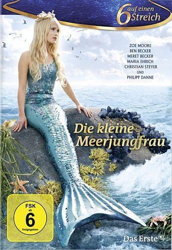 Русалочка - Die kleine Meerjungfrau