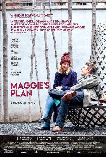 План Мэгги - Maggie's Plan