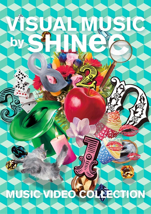 Visual Music by SHINee: music video collection