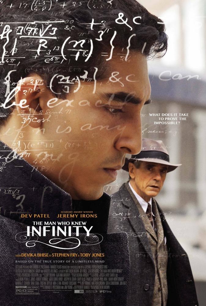 Человек, который познал бесконечность - The Man Who Knew Infinity