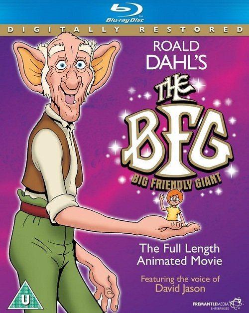 Большой и дружелюбный великан - The BFG