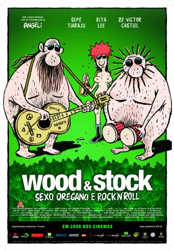 Вуд и Сток: Секс, Орегано и Рок-н-Ролл - Wood & Stock- Sexo, Oregano e Rock'n'Roll