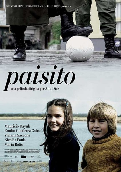 Маленькая страна - Paisito