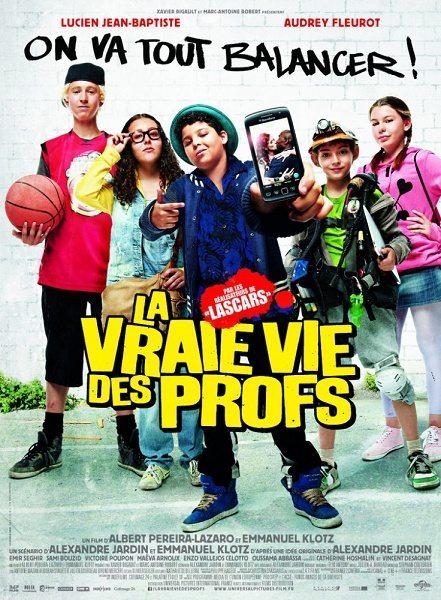 Удивительная жизнь учителей - La Vraie vie des profs