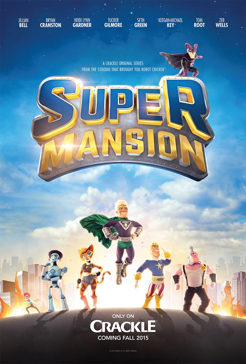 Суперособняк - SuperMansion