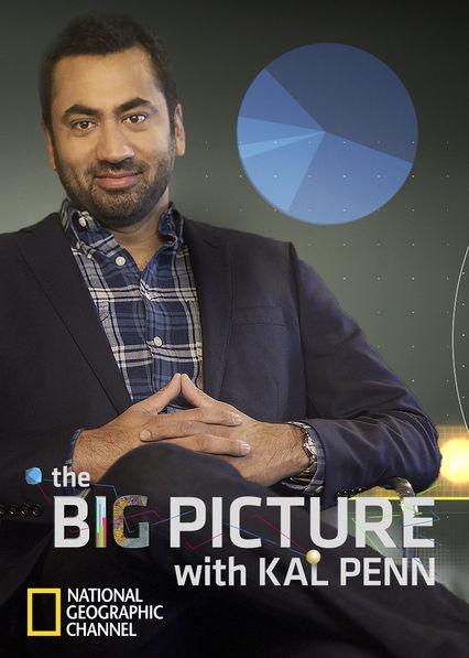 NG: Широкий взгляд с Кэлом Пенном - The Big Picture with Kal Penn