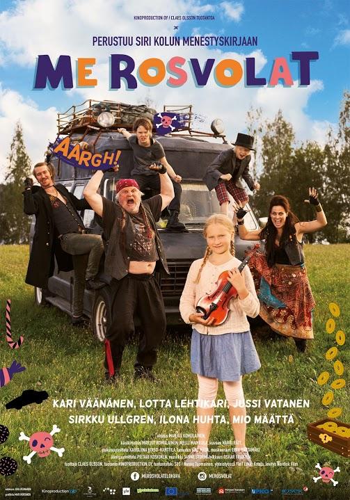 Мы – дорожные пираты - Me Rosvolat