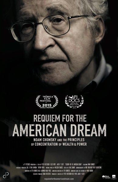 Ноам Хомский: Реквием по американской мечте - Requiem for the American Dream