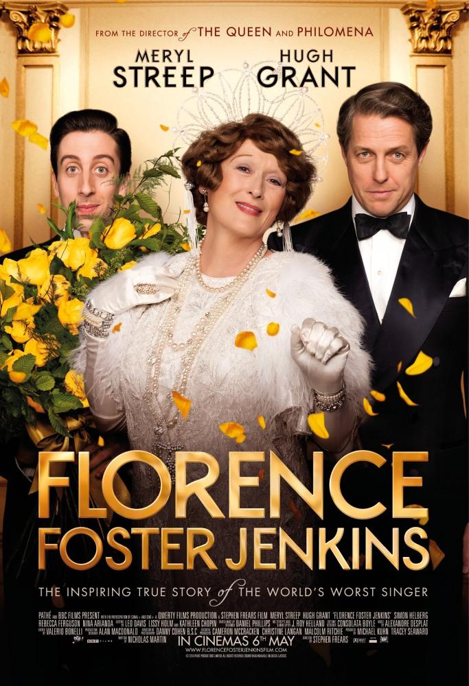 Флоренс Фостер Дженкинс - Florence Foster Jenkins