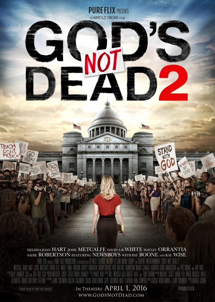 Бог не умер 2 - God's Not Dead 2