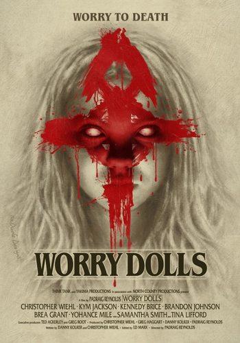 Беспокойные куклы - Worry Dolls