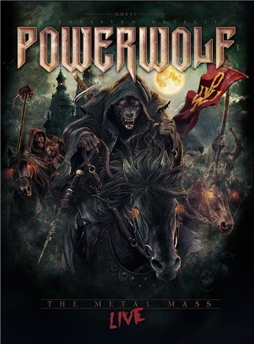 Powerwolf - The Metal Mass: Live