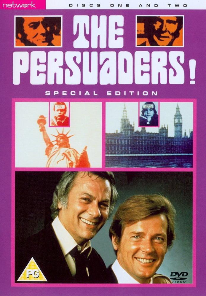 Сыщики-любители экстра класса - The Persuaders!