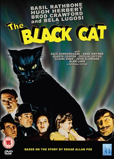 Черная кошка - The Black Cat