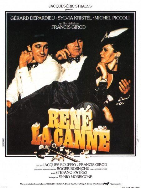 Рене-тросточка - Rene la canne