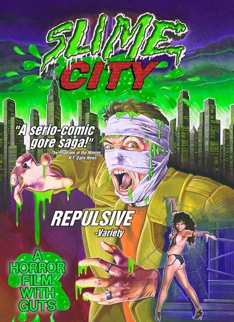Город слизи - Slime City