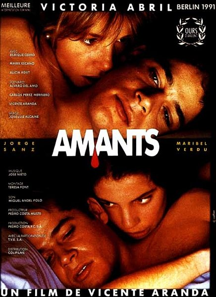 Любовники - Amantes