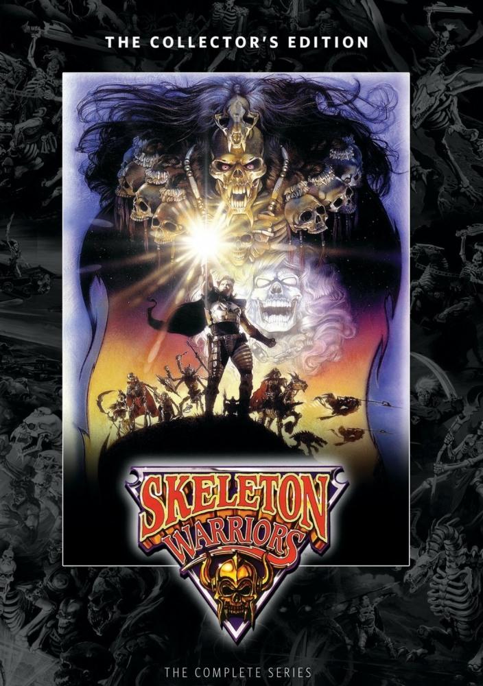 Воины-скелеты - Skeleton Warriors