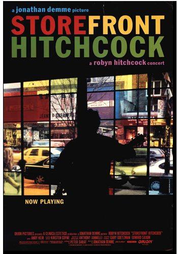 Хичкок. Концерт в магазине - Storefront Hitchcock