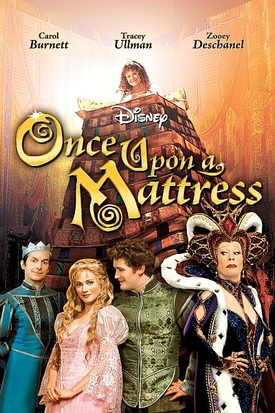 Однажды на матрасе - Once Upon a Mattress