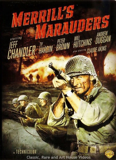 Мародеры Меррилла - Merrill's Marauders