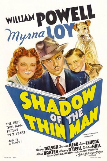���� ������� �������� - Shadow of the Thin Man