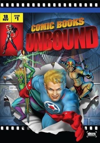 Комиксы: Непобежденные - Comic Books- Unbound