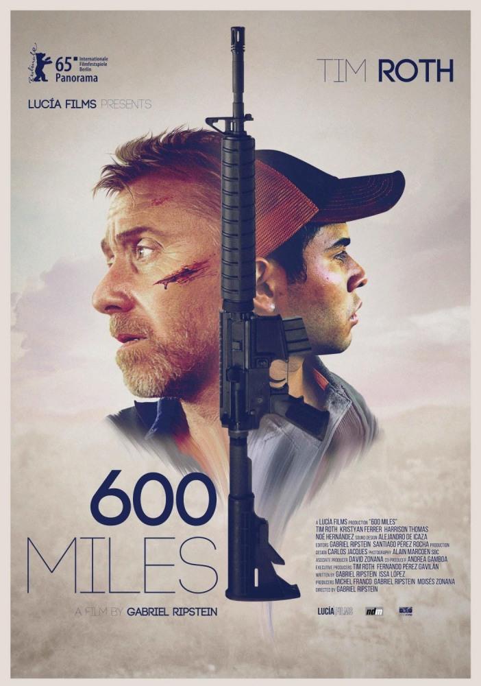 600 миль - 600 Millas