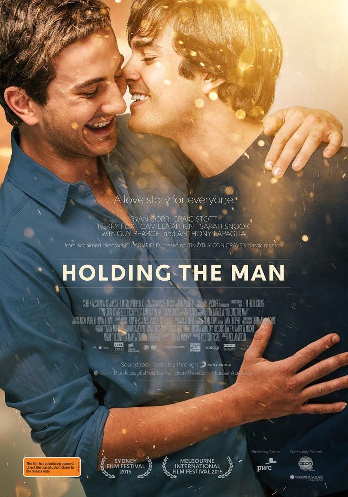 Не отпускай его - Holding the Man