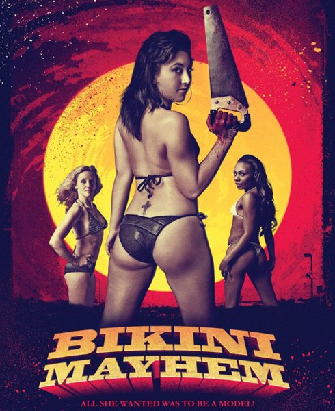 Резня в бикини - Bikini Mayhem