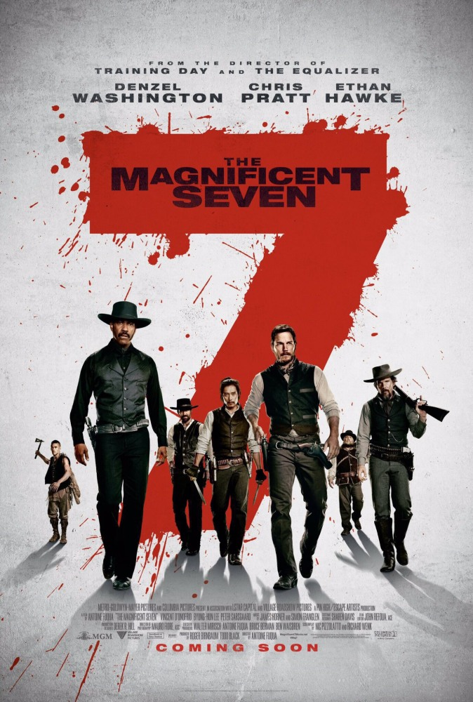 ������������ ������� - The Magnificent Seven