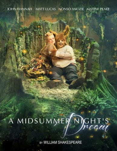 ��� � ������ ���� - A Midsummer Night's Dream