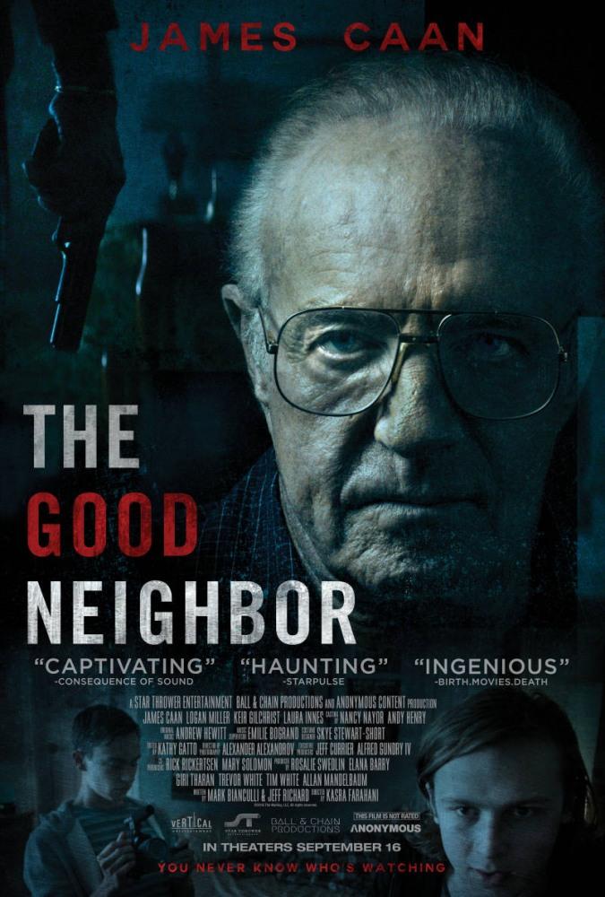 Хороший сосед - The Good Neighbor