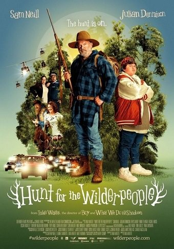 ����� �� ������� - Hunt for the Wilderpeople