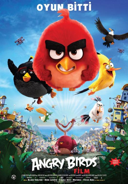 Angry Birds в кино: Дополнительные материалы - The Angry Birds Movie- Bonuces