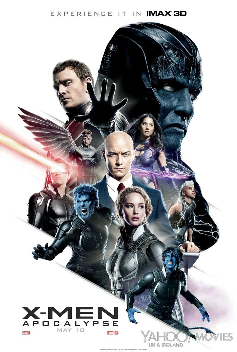 Люди Икс: Апокалипсис: Дополнительные материалы - X-Men- Apocalypse- Bonuces