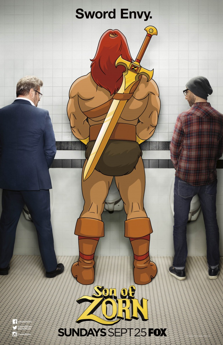 ��� ����� - Son of Zorn