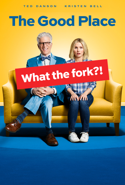 � ������ ���� - The Good Place