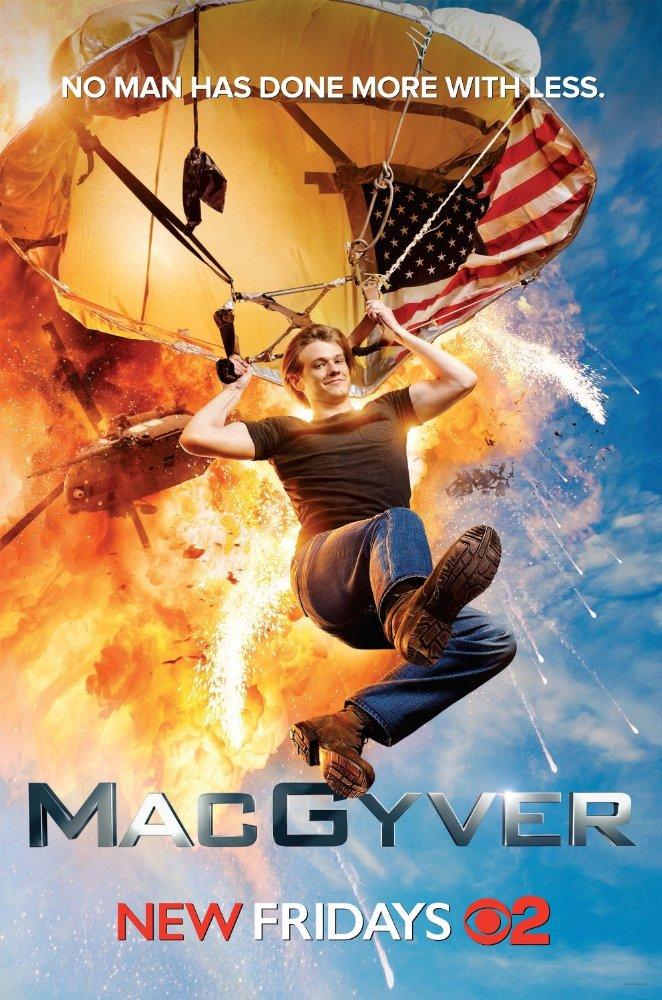 МакГайвер - MacGyver