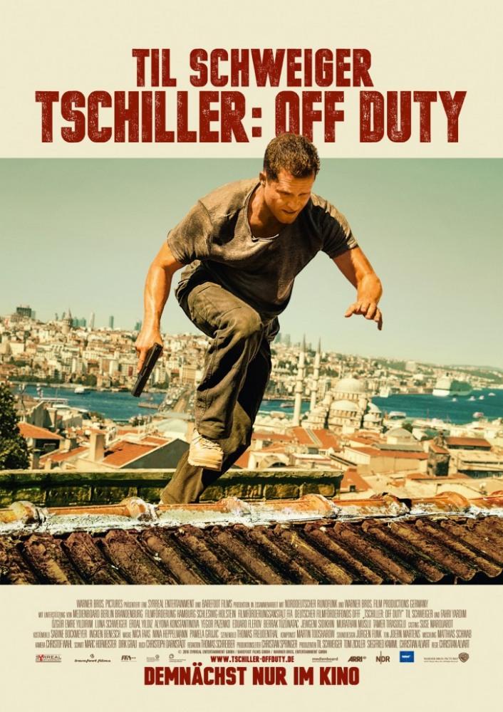 Безбашенный Ник - Tschiller- Off Duty