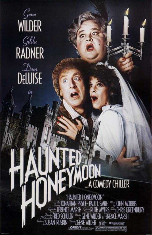 Медовый месяц с призраками - Haunted Honeymoon