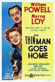 Тонкий человек едет домой - The Thin Man Goes Home